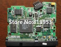 Free Shipping  2060-001102-003 HDD PCB/Logic Board/Board For Western Digital WD800JB Tested Working