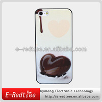 Chocolate hand drawings phone case DIY for iphone 5s