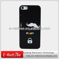 Special hand-painted mobile protective cover case for iphone 5s