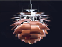 Louis Poulsen Modern Pinecone Chandelier Light Fixtures (Diameter 45 cm ) Guaranteed 100%+Free Shipping