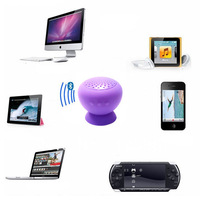 Mini Waterproof Wireless Bluetooth Speaker Handfree For iPad iPhone iPod Touch