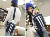 2013 male waist pack male chest pack lovers female shoulder bag messenger bag man bag