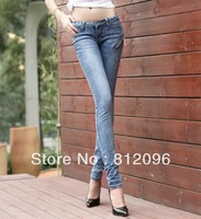 2013 New hot fashion big yards jeans leisure wild Ladies women clothes sexy Retro Jeans