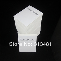 Free shipping Custom earring display Jewelry paper card  200pcs/lot OEM are welcome FGR33
