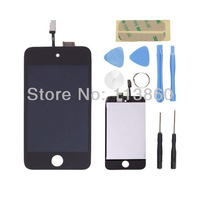 Brand New OEM Replacement LCD Screen Touch Digitizer Glass Assembly+Opening Tools for iPod Touch 4 4th Gen 4G Free shipping
