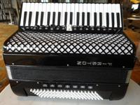 Accordion 41 key 120 bass accordion tibesti 120bs spring