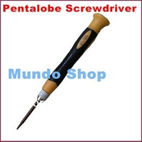 """point Pentalobe Screwdriver Dual Sided 1.2mm for Macbook Air 11"""" A1370 13"""" A1369 0.8mm for iphone 4 4s 5 5S 5C retail"""