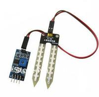 NEW 2pcs Soil Moisture Sensor Hygrometer Module for Arduino 2560 UNO 1280 Wholesale