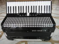 Accordion 120 bass 41 key 120bs faggot organ firston