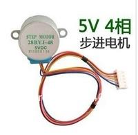 NEW 5V 4-Phase 5-Wire Stepper Motor Gear Motor 28BYJ-48-5V,Micro Mini Electric Step Motor For PIC 51 AVR