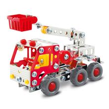 metal fire truck price