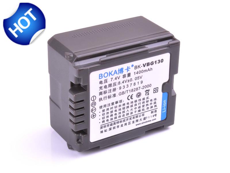 Аккумулятор для фотокамеры BOKA 7.2V 1400mAh Panasonic HDC/tm10ep HDC/tm10pp HDC/tm10pu HDC 15 HDC/tm15gk HDC/tm15k  HDC-TM15K bt tm 15 в калининграде