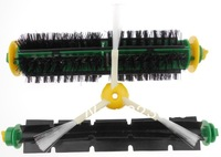 Replacement Brush For iRobot Roomba 500 560 510 550 570 580 Bristle Brush Flexible Beater Brush and sidebrush free shipping