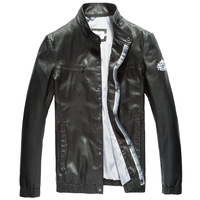 Male leather clothing b496  Free Shipping