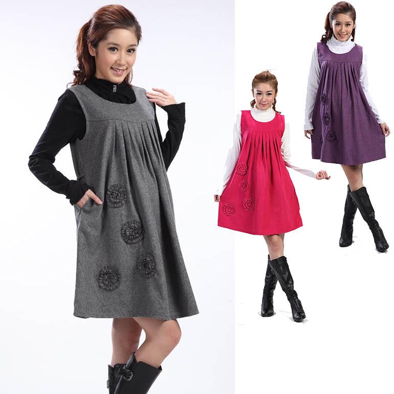 maternity dresses for winter baby shower 5 colors maternity dresses