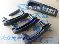 Do not peel VW / Jetta / Bora / Golf 4 / inner door handle / grip inside / inner armrest / black suit for a set