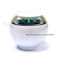 Hot Selling 5-Colors D600 D600BT Wireless Bluetooth V2.1+EDR Stereo MP3 Player Speaker Subwoofer w/ TF / USB / Handfree 6pcs