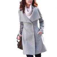 женщины одежду платок пальто комфортного отдыха slim дикий костюм дамы куртка леди блейзеры черный белый wf-10823