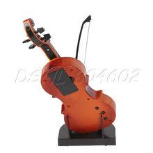 Mini Music Violin Kids Children Simulation Plastic Toy Model(China (Mainland))