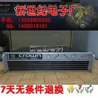 Crown ma5002vz professional power amplifier 1300w power amplifier top