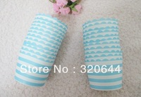 NEW ARRIVAL!!200pcs/lot Baby Blue Stripe Baking Cups,Paper Bake Cups,Cupcake Liners, Nut Portion Cups,Candy Cups,Free Shipping