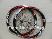 2013 NEW Carbon Wheelset 50mm Clincher Road Bike/Bicycle FFWD F6R Carbon Alloy Wheel high quality carbon hubs with free shipping