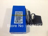DHL    shipping  20pcs/lot    12V  18000mah Rechargeable Li-ion Lithium Battery for CCTV camera