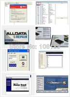 2014  ALLDATA v10.53 released fit win7 win8 xp system mitchell vivid nissan pin code with all software 750g hard disk