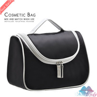 Wholesale Women Zipper Cosmetic Case Bag Makeup Purse 7002