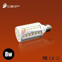 8W led lighting 220-240V 86PCS SMD 5050 LED E27 led bulb lamp Corn Light Bulb 30pcs/lot