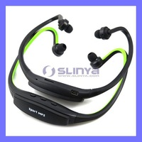 Bass Sound Ear Clip Wireless Sport MP3 Player