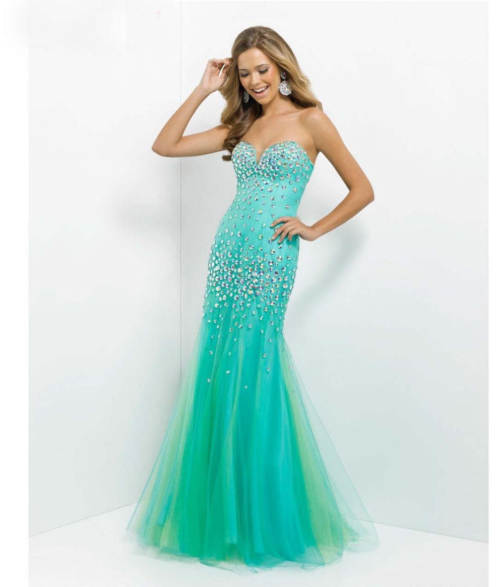 2014-Tulle-Prom-font-b-Dresses-b-font-fo