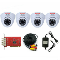 EMS,Surveillance 520TVL Night Vision  IR Indoor Dome CCTV Camera ,Home Security Camera,XR-IC420-1,Wholesale