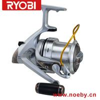 Aluminum spool spinning fishing reel PROSKYER NOSE spinning fishing reel