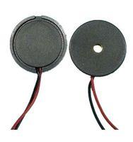 F07060 20Pcs 1710 Dia 17mm Passive Piezo Buzzer with Lead Wire Buzzerphone Alarm+Freeship
