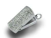 Tonpha  2gb 4gb 8gb 16gb 32gb Crystal Jewelry  USB Flash Drive  U Disk Free Shipping