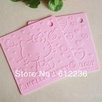 ello Kitty Silicone Pot Pad Cup Mats Heat Insulation Quartet Mats Cute lovely hot selling home decorations
