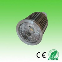 Hot Sale Free Shipping 5W E27/GU10/MR16 COB LED Spotlight