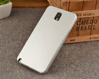 Ultra Thin Samsung Galaxy Note 3 Note3 N9000 Aluminum Case, Modern Stylish Metal Matte Surface Design