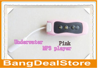 Full 4GB IPX8 Sport Waterproof MP3 Player with FM