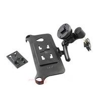 100pcs/lots Black In Car Kit Air Vent Mount Smart Holder Cradle For HTC One M7