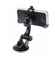 150pcs/lots Black Car Suction Mount Holder for Samsung Galaxy S4 mini i9190
