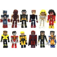 Lot 12 Marvel Legends Minimates Figure Spider-man X-men zombies wave series M233