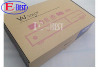 Vu Solo DVB-S2 HD Satellite Receiver VU SOLO 2  Linux OS Twin Tuner  With 1300 MHz CPU Decoder Free Shipping