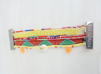 Retail/Wholesale 2013 new design Brazilian Style Colorful Magnetic Winter Hipanema BRACELET FREE Shipping,2013 fashion bracelet