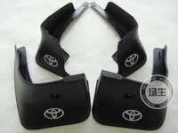 Free shpping 2007-2012 Toyota Corolla Soft plastic Mud Flaps Splash Guard