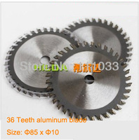36 tooth TCT wood cutting  Multi-function metal saw blade accessories for Mini Saw