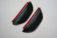 New 1set 2 Pieces Rearview Mirror Rain Gear Special For Nissan Sunny 2011+