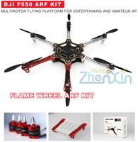 DJI F550 ARF KIT + NAZA M V2 (+ GPS ) + ZENMUSE H3-2D + Video Down Link +  IOSDmini (2.4GBT Datalink +Canhub +Landing Skid )