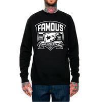 Famous male o-neck sweatshirt 2013 hiphop fashion baseball loose pullover sweatshirt sports casual